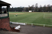 General view of Cadburys Sports Ground, Bournville Lane, Bournville, Birmingham, pictured on 24th October 1993