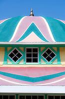 Glen Echo Park Maryland  Carousel.Washington DC Architectural Photography.Architectural Details