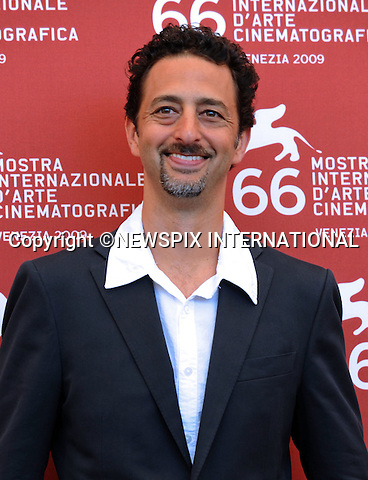"HESLOV GRANT.""The Men Who Stare at Goats"" photocall at the  66th Venice Film Festival , Venice_08/09/2009.Mandatory Credit Photo: ©NEWSPIX INTERNATIONAL..**ALL FEES PAYABLE TO: ""NEWSPIX INTERNATIONAL""**..IMMEDIATE CONFIRMATION OF USAGE REQUIRED:.Newspix International, 31 Chinnery Hill, Bishop's Stortford, ENGLAND CM23 3PS.Tel:+441279 324672  ; Fax: +441279656877.Mobile:  07775681153.e-mail: info@newspixinternational.co.uk"