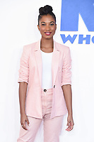 "Rhianna Dorris<br /> arriving for the premiere of ""The Kiid who would be King"" at the Odeon Luxe cinema, Leicester Square, London<br /> <br /> ©Ash Knotek  D3476  03/02/2019"