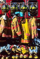 Fireman Gear and Truck