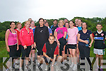 EARLY START: Participants of Nisus Fitness Bootcamp with instructor Joe O'Connor pictured at Ballyseedy Woods on Thursday morning last.