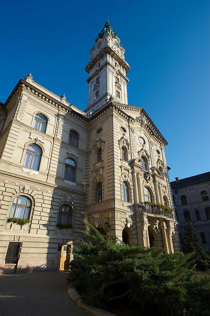 The Town Hall - Gyor ( Gy?r ) Hungary
