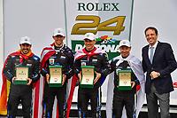 IMSA RACE - 24 HOURS AT DAYTONA (USA) ROUND 1 01/24-27/2019