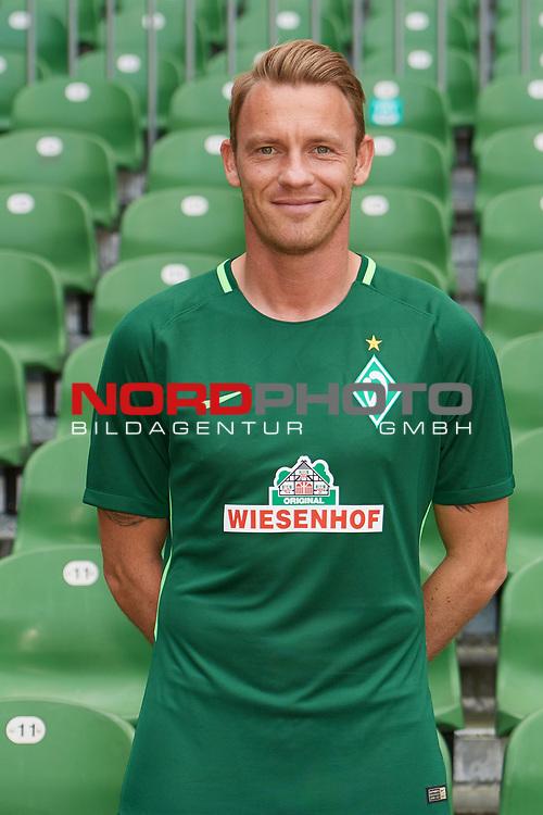 Fu&szlig;ball, GER, /3.Liga, Portr&auml;ttermin 2017/2018,<br /> <br /> Rafael Kazior (Werder Bremen U23 #32)<br /> <br /> Foto &copy; nordphoto / Kokenge