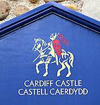 Cardiff Castle UK 2014