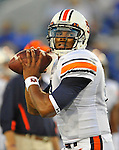 Bob Gathany / The Huntsville TImes  - Cam Newton at Auburn vs. Kentucky football at Kentucky Saturday evening Oct. 9, 2010.