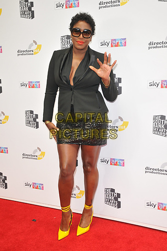 Mica Paris at the South Bank Sky Arts Awards 2019, The Savoy Hotel, The Strand, London, England, UK, on Sunday 07th July 2019.<br /> CAP/CAN<br /> ©CAN/Capital Pictures