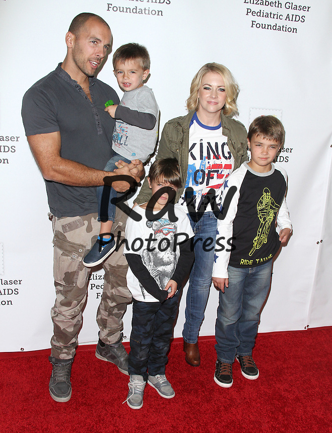 Photo &Acirc;&copy; 2015 NPA/The Grosby Group<br /> <br /> Elizabeth Glaser Pediatric AIDS Foundation 26th Annual Time For Heroes Family Festival held at The Smasbox Studios in Culver City, California on 10/25/15<br /> <br /> In this photo:Melissa Joan Hart