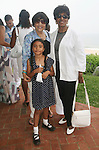 Constance Comer Whitfield, Arianna Sims, Shirley Harris attend &quot;Beach Glamour in the Hamptons, A Benefit Party<br />