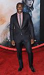 "Adewale Akinnuoye-Agbaje at the premiere of Marvel's ""Thor The Dark World"" held at El Capitan Theatre Los Angeles, Ca. November 4, 2013"
