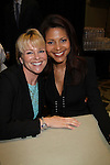 Days Judi Evans & Renee Jones at Romantic Times Booklovers Annual Convention 2011 - The Book Industry Event of the Year - April 9, 2011 at the Westin Bonaventure, Los Angeles, California for readers, authors, booksellers, publishers, editors, agents and tomorrow's novelists - the aspiring writers. (Photo by Sue Coflin/Max Photos)