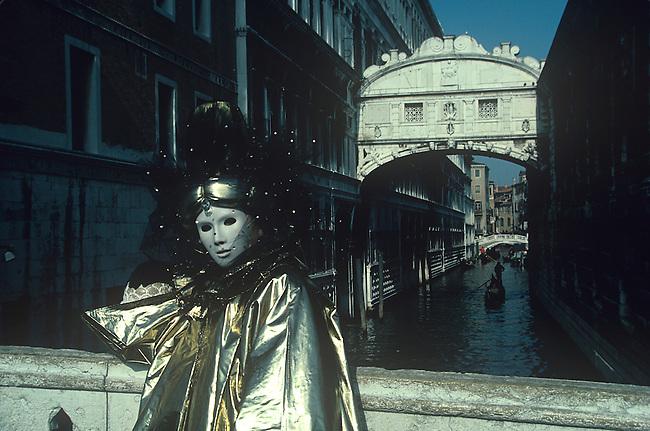Mardi Gras, Venice, Italy