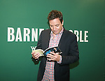 Jimmy Fallon at the Book Signing for Jimmy Fallon's new book Thank You Notes at Barnes & Nobles' Upstairs at the Square, New York5/25/11