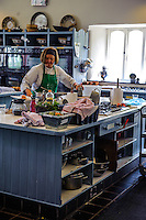 Irish food at Ballymaloe Manor House & Cookery School