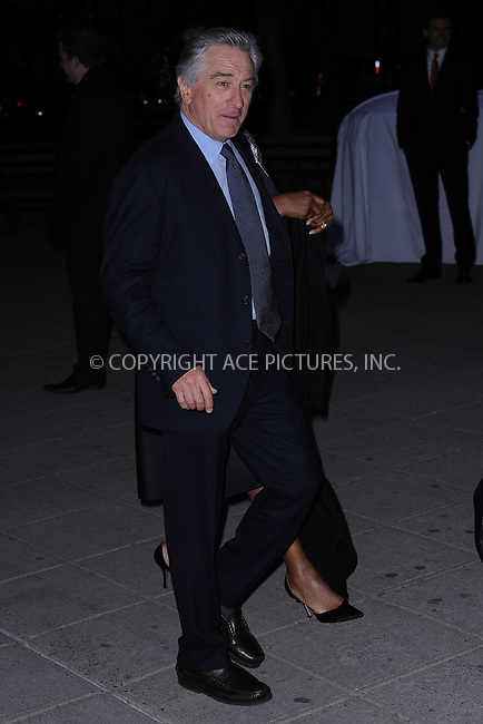 WWW.ACEPIXS.COM . . . . . .April 16, 2013...New York City....Robert De Niro attends the Vanity Fair Party 2013 Tribeca Film Festival Opening Night Party held at the New York State Supreme Courthouse onon April 16, 2013 in New York City ....Please byline: KRISTIN CALLAHAN - ACEPIXS.COM.. . . . . . ..Ace Pictures, Inc: ..tel: (212) 243 8787 or (646) 769 0430..e-mail: info@acepixs.com..web: http://www.acepixs.com .