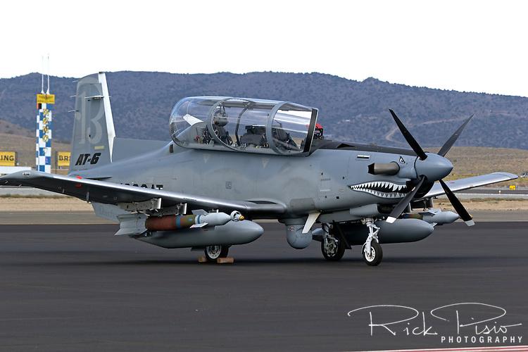 Hawker Beechraft AT-6 Texan II