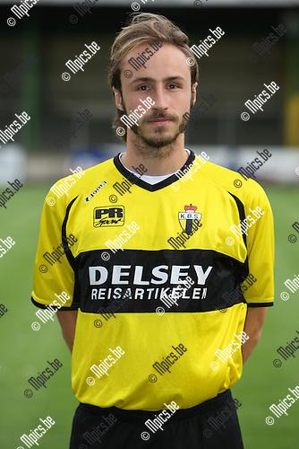2007-07-26 / Voetbal / Berchem Sport / Jurgen Simeons