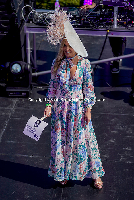 January 25, 2020: Scenes from around the track as high fashion, celebrities, some Super Bowl flair and top notch racing rule the day for the Pegasus World Cup Invitational at Gulfstream Park Race Track in Hallandale Beach, Florida. Scott Serio/Eclipse Sportswire/CSM