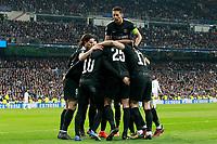 REAL MADRID v PARIS SAINT-GERMAIN. CHAMPIONS LEAGUE 2017/2018. ROUND OF 16. 1ST LEG.