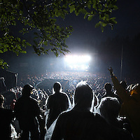 Hovefestivalen, publikum. Foto: Eirik Helland Urke