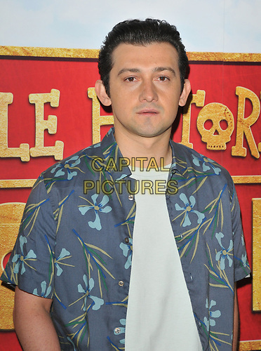 """Craig Roberts at the """"Horrible Histories: The Movie - Rotten Romans"""" world film premiere, Odeon Luxe Leicester Square, Leicester Square, London, England, UK, on Sunday 07th July 2019.<br /> CAP/CAN<br /> ©CAN/Capital Pictures"""