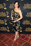 LOS ANGELES - APR 24: Melissa Dino at The 42nd Daytime Creative Arts Emmy Awards Gala at the Universal Hilton Hotel on April 24, 2015 in Los Angeles, California