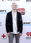 """BURBANK, CA - APRIL 20:  Internet personality Ricky Dillon attends What's Trending's Fourth Annual Tubeathon Benefitting American Red Cross at iHeartRadio Theater on April 20, 2016 in Burbank, California.  (Photo by Vivien Killilea/Getty Images for iHeartMedia)"""