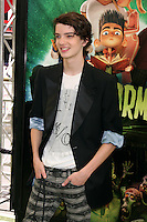 "LOS ANGELES - AUG 5:  Kodi Smit-McPhee arrives at the ""ParaNorman"" Premiere at Universal CityWalk on August 5, 2012 in Universal City, CA © mpi27/MediaPunch Inc"