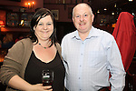 at the Quiz in Foleys in aid of The Cancer Society and Crumlins Children Hospital...Picture Jenny Matthews/Newsfile.ie