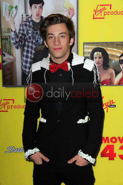Jimmy Bennett<br />