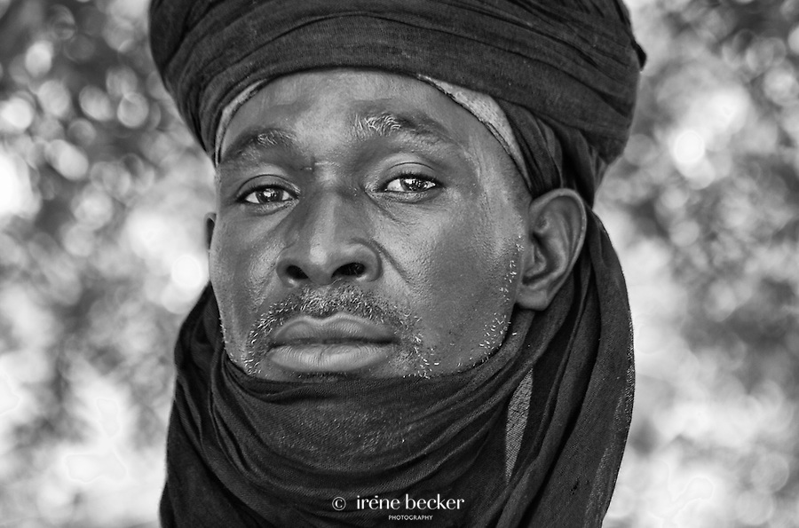 A portrait from the Durbar in Katsina