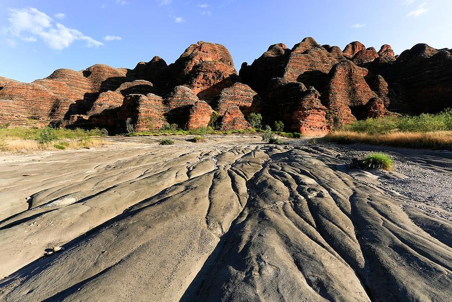 Purnululu National Park. Western Australia.