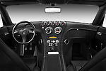 Straight dashboard view of a 2009 - 2014 Wiesmann MF4 GT 2 Door Coupe.
