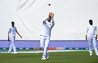 India's Mayank Agarwal during day three of the International Test Cricket match between the New Zealand Black Caps and India at the Basin Reserve in Wellington, New Zealand on Sunday, 23 February 2020. Photo: Dave Lintott / lintottphoto.co.nz