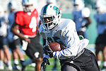 A few images from Tulane Spring Football 2017, practice #6.