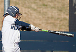 March 23, 2012:   Nevada Wolf Pack's Caylin Campbell bats against the Fresno State Bulldogs during their NCAA softball game played at Christina M. Hixson Softball Park on Friday in Reno, Nevada.