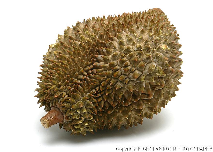 Durian still life.
