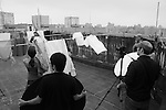 48-Hour Film Project Kaohsiung - Production stills for the movie 'The Book of Names'<br /> <br /> On location; roof top of an apartment building.