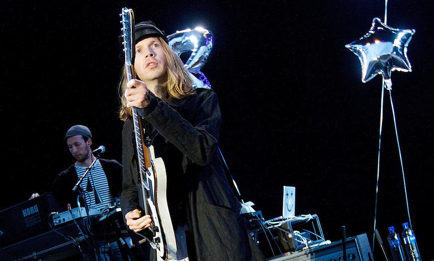 Hove, 20080625. Hovefestivalen, Beck.  Foto: Eirik Helland Urke / Dagbladet