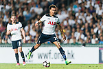 Tottenham Hotspur Midfielder Dele Alli in action during the Friendly match between Kitchee SC and Tottenham Hotspur FC at Hong Kong Stadium on May 26, 2017 in So Kon Po, Hong Kong. Photo by Man yuen Li  / Power Sport Images