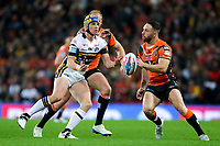 Picture by Alex Whitehead/SWpix.com - 07/10/2017 - Rugby League - Betfred Super League Grand Final - Castleford Tigers v Leeds Rhinos - Old Trafford, Manchester, England - Leeds' Jack Walker.
