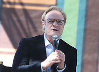 13 April 2019 - Los Angeles, California - Lawrence O'Donnell. 2019 Los Angeles Times Festival Of Books held at University of Southern California.  <br /> CAP/ADM/FS<br /> ©FS/ADM/Capital Pictures