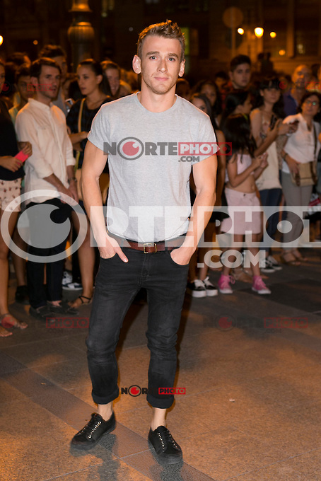 Ramon Pujols attends the party of Nike and Roberto Tisci at the Casino in Madrid, Spain. September 15, 2014. (ALTERPHOTOS/Carlos Dafonte) /NortePhoto.com