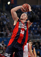 Caja Laboral Baskonia's Maciej Lampe during Spanish Basketball King's Cup match.February 07,2013. (ALTERPHOTOS/Acero)