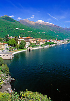ITA, Italien, Piemont, Lago Maggiore, Canobbio: beliebter Ferienort nahe der schweiz./ital. Grenze | ITA, Italy, Piedmont, Lago Maggiore, Canobbio: famous resort close to the swiss/italian border