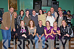 Trevane Barry, seated third from right, from Ballygolouge Park, Listowel had a nice surprise in store when she arrived at the New Kingdom bar Listowel on Saturday her extended family and friends were there to celebrate her 30th birthday.   Copyright Kerry's Eye 2008