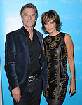 Lisa Rinna and Harry Hamlin at The NBCUNIVERSAL PRESS TOUR ALL-STAR PARTY held at The Athenaeum in Pasadena, California on January 06,2012                                                                               © 2011 Hollywood Press Agency