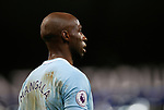 Eliaquim Mangala of Manchester City during the premier league match at the Etihad Stadium, Manchester. Picture date 3rd December 2017. Picture credit should read: Andrew Yates/Sportimage