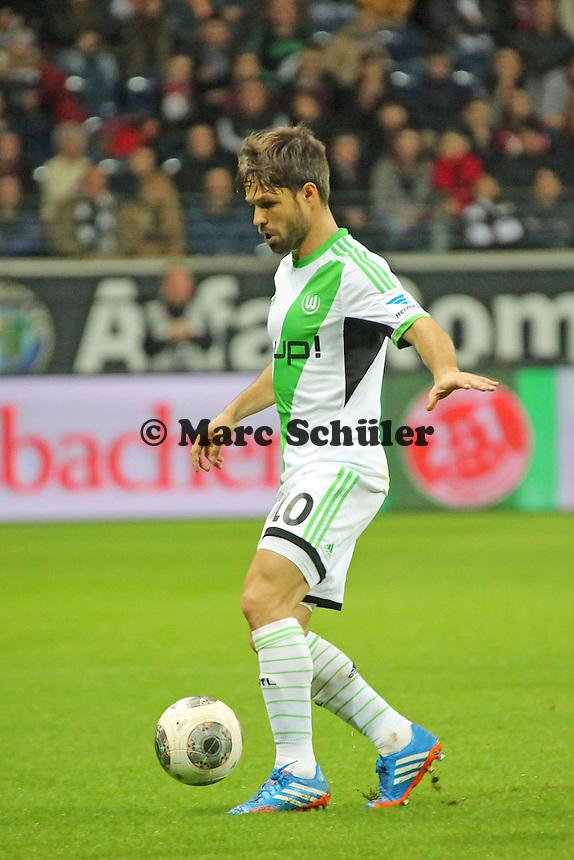Diego (Wolfsburg) - Eintracht Frankfurt vs. VfL Wolfsburg, Commerzbank Arena